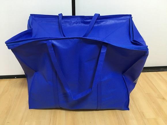 プラスキューブの集荷袋の大きさ