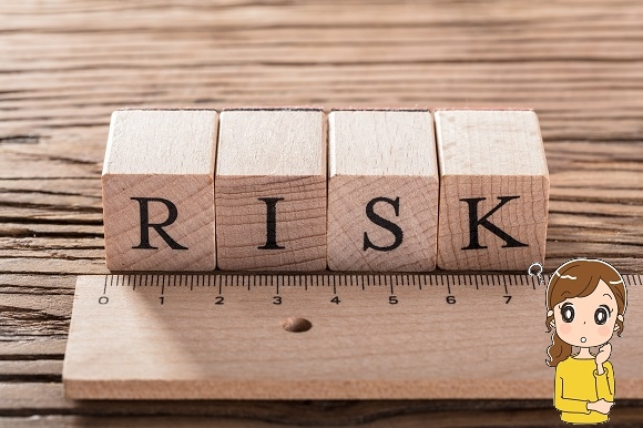 保管クリーニングの3つのリスク