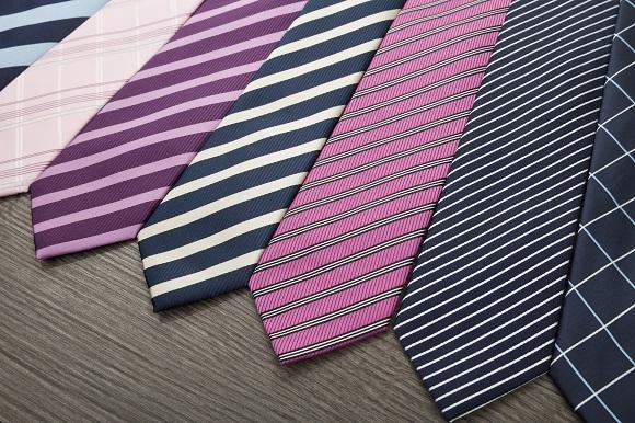 ネクタイを長持ちさせる3つの収納方法