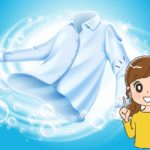ワイシャツの洗濯/シミ抜きやアイロンが面倒なら宅配クリーニングで!